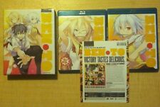 Ben-To: The Complete Series (Blu-ray/DVD, 4-Disc Set, Limited Edition) Anime
