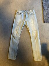 Denham Distressed Jeans