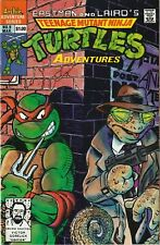 Archie Eastman and Laird's TMNT Adventures #9 5th print (Mar. 1990) High Grade
