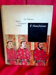 GEO WIDENGREN Il Manicheismo 1964 Il Saggiatore Prima edizione