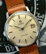 Vintage 1966 Omega Automatic Seamaster Watch all Original ACCURATE Caliber 565