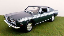 PLYMOUTH BARRACUDA 1969 1/18 YAT MING ROAD LEGENDS 92178 voiture miniature coll.