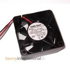 24V FAN NMB 2410RL-05W-B50 60x60x25mm 2.4W Cooling 2 Pin 6cm DC - AUS STOCK