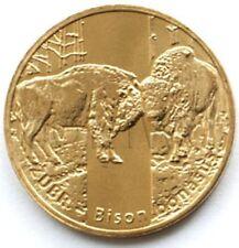 Poland 2 zloty 2013 Wisent (Bison bonasus) UNC (#458)