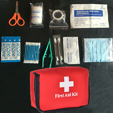 Earthquake Survival Medical Bag Travel Emergency Trauma Treatment First Aid Kit