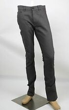 New Bottega Veneta Men's Gray Cotton Linen Casual Pants IT 46/US 30 330316 2015