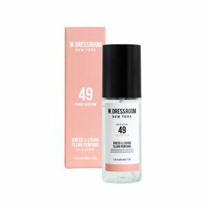 [W.DRESSROOM] Dress & Living Clear No.49 Peach Blossom - 70ml / Free Gift
