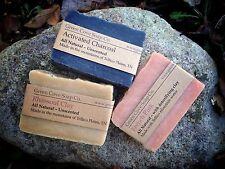 3 Pack Detox Soap Bundle Green Cove Soap Company