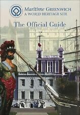 Maritime Greenwich - World Heritage Site : Official Guide by Pieter van der Merw