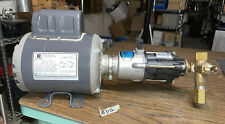 Tested Cat Axial Plunger Pump 1Lx100 1/3Hp 120/240V 1Ph