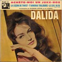 "DALIDA ""ACHETE-MOI UN JUKE-BOX"" 60'S EP BARCLAY 70431"