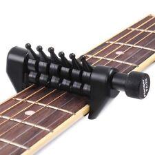 Portable guitar Flexi-Capo String Alternative Spider Capo for Guitar FA-20 Black
