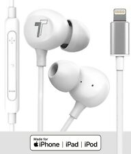 Lightning InEar Headphones for iPhone 11/Pro Max Earphone Apple Certified Earbud
