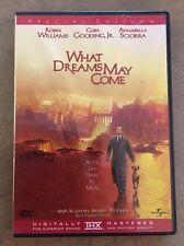 What Dreams May Come (DVD, 2003) Robin Williams | Cuba Gooding Jr.