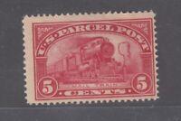 USA 1912 5c Parcel Post Sc#Q5 MH JK987