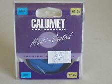 62mm Calumet 80B Multi-Coated Filter Made by Hoya SEALED   #62m2n2