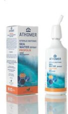 Seawater Nasal Spray with Propolis (Blocked Nose/Hayfever/Pregnancy/Cold) 150ml