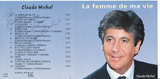 CLAUDE MICHEL CD BELGIQUE 93 ***DEDICACE***