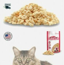 Freeze Dried Shrimps For Cats 100% Natural Wild Caught Food Healthy Diet Treats