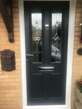 ALTIMORE 2 grey Composite Door (£720.00 Fully Fitted)