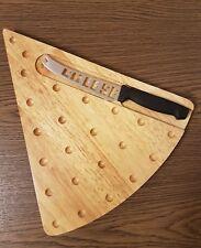 Schneidebrett Käse mit Messer , Serviertablett, Cheese, Brotzeit