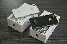 sealed box iPhone 4S unlock 16GB Smartphone unlocked (white/Black)