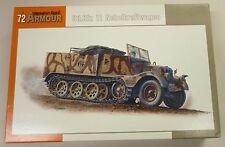 Special Hobby 1/72 Sd.Kfz 11/4 Nebelkraftwagen German Half Track 72004