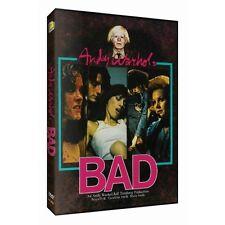 Andy Warhol's Bad (DVD, 2006) Carroll Baker-Perry King-Natural Born Killers-1977