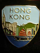 Hong Kong China new badge stocknagel hiking medallion G9878
