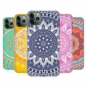 HEAD CASE DESIGNS MANDALA HARD BACK CASE & WALLPAPER FOR APPLE iPHONE PHONES