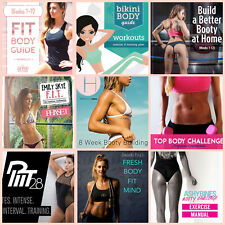 240 FITNESS GUIDE Anna Victoria Kayla Itsines Tammy Hembrow Zoe Rodriguez Yoga