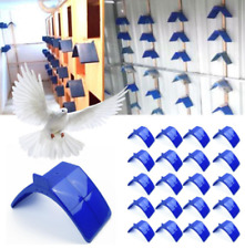 20Pcs Dove Pigeon Rest Stand Frame Dwelling Roost Perches Roost Rest Stand US