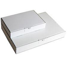 Maxibriefkartons 350 x 250 x 50 mm DIN A4 / B4 weiß Menge wählbar DHL Maxibrief