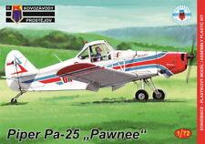 Kovozavody Prostejov 1/72 Model Kit 72123 Piper PA-25 'Pawnee'