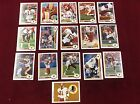 1991 Upper Deck Washington Redskins Complete Team Set w/Rypien Green Monk (MR11)