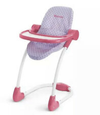 """New American Girl Bitty Baby High Chair for 15"""" Doll"""