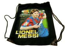 FC Barcelona - MESSI-   drawstring Bag- used once - presant