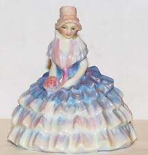 "ROYAL DOULTON MINI FIGURINE ""CHLOE"" M10 RARE EARLY ISSUE"