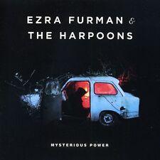 Mysterious Power - Ezra & The Harpoons Furman (2011, CD NUOVO)
