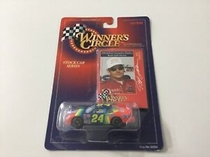 Jeff Gordon #24 Chevy Monte Carlo NASCAR 1998 Winners Circle  Stock Car Series