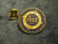 Buick 100th Anniversary Pin: Limited Edition Prototype-Buicktown Chapter BCA