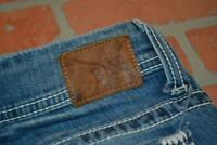 7621-g Womens BKE Buckle Jeans Payton Bootcut Size 30 x 28 Faded Blue