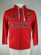 Chicago Blackhawks NHL G-III Men's Full-Zip Sweatshirt