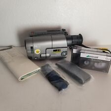 Sony Handycam CCD-TRV21 8mm Video8 Camcorder VCR Player Untested Bundle