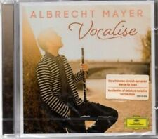 Albrecht Mayer-Vocalise-CD-Neuf/Neuf dans sa boîte