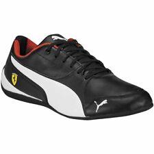 Puma Scuderia Ferrari Drift CAT 7 Black White 305998 02 Mens Size 11
