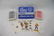 GIRAFFE N°600 Double jeu de cartes Twin packing Cartes à jouer 2 x 54 cartes