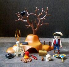 Playmobil Pirate Island Figure & Accessory Lot 5728
