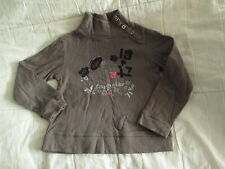 Sweat/Tee-shirt,gris,ML,T6ans,marque Children Tex,en TBE