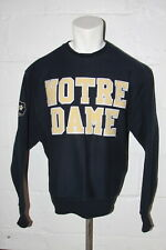 EUC Hammes Bookstore Notre Dame Fighting Irish Crewneck Sweatshirt Sz L Large
